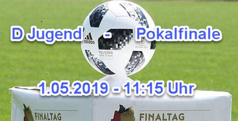 D Jugend / Pokalfinale