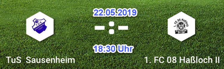 D1 Heimspiel vs. 1.FC Haßloch II