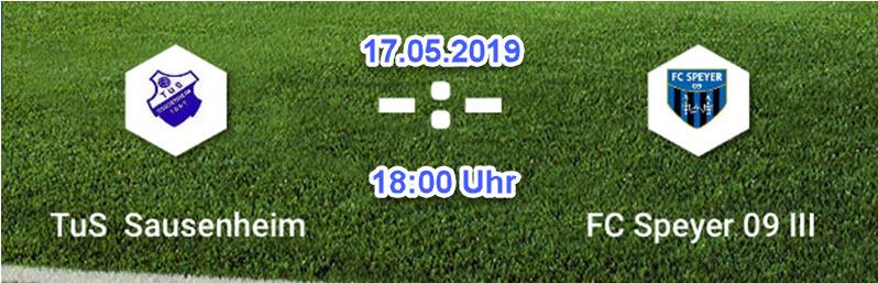 D1 Heimspiel vs. FC Speyer 09