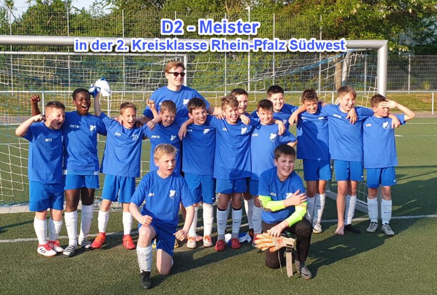 D2 – 2. Kreisklasse Meister