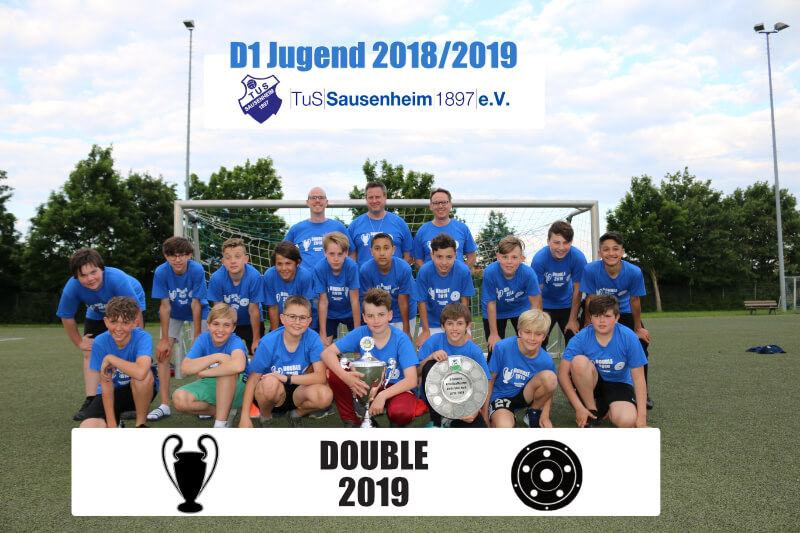 D1 holt Double – historisches Ereignis – Aufstieg in die Landesliga