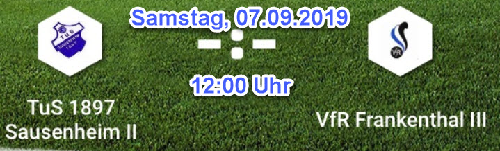 C2 Heimspieltag vs. VfR Frankenthal III