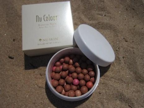 perla bronceadoras para maquillaje natural