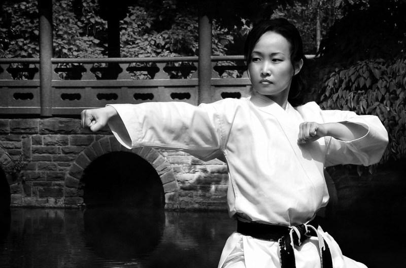Gimnasios de Karate