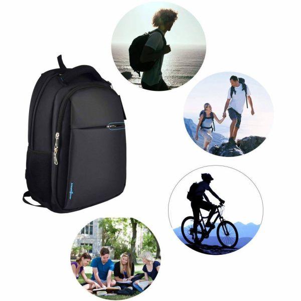 Bolsos y Mochilas de Mujer con USB   Gente haciendo deporte con mochilas