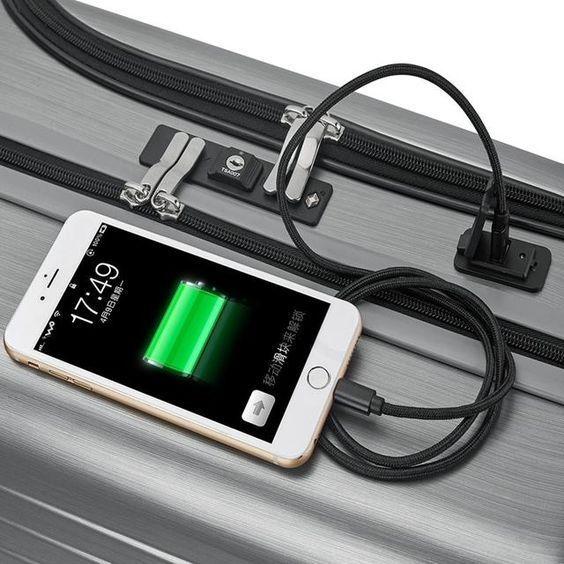 Mejores Maletas de Cabina con USB | Maleta de Cabina con Carga USB