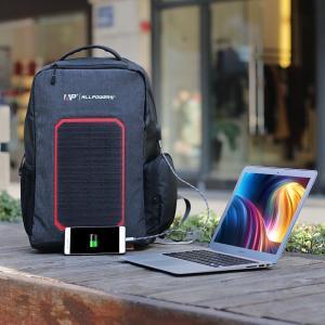 Mochila con Panel Solar y Puerto USB - ALLPOWERS 5