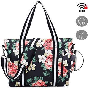 Bolso con USB para Mujer con motivos florales