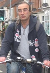 Pete McLaren for Rugby
