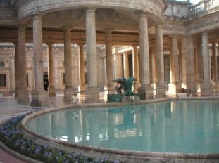 The spa at Montecatini Terme