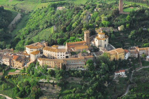 San Miniato, home to those elusive truffles
