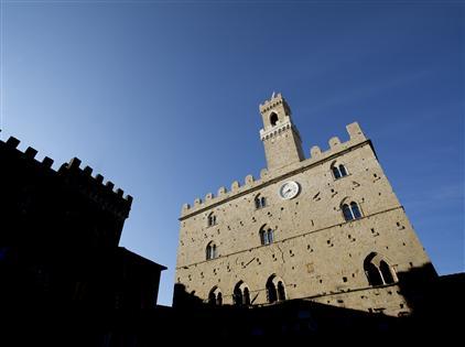 Palazzo dei Priori in Volterra, Tucsany