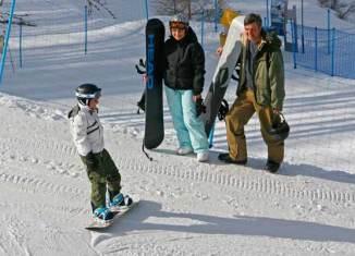 Esquí en Bardonecchia