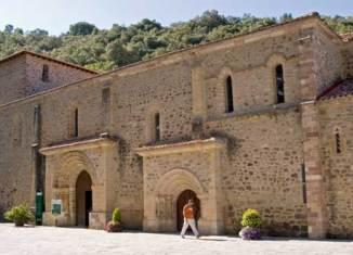 Monasterio de Santo Toribio, en Camaleño
