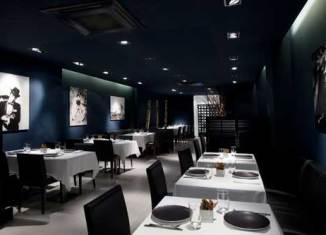 El restaurante Blau BCN está decorado con fotos de Colita