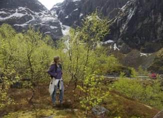 Paisaje en el fiordo de Hardanger. © CH – Visitnorway.com