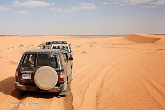 Ruta 4x4 por el Gran Sáhara