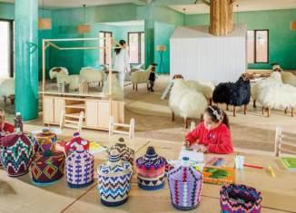 Hotel Royal Palm Marrakech, un paraíso para los niños