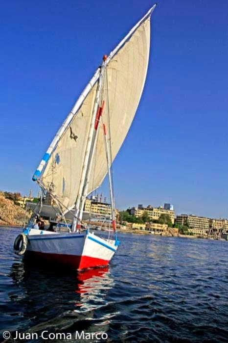 El Nilo es el segundo río más largo del mundo