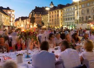 Lange Tafel/Graz