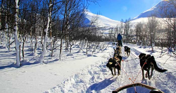 Valle de Vass, en Laponia noruega