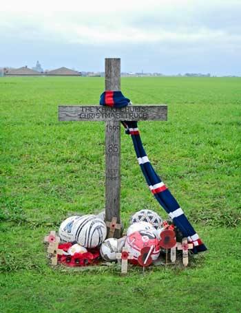 Tumba cementerio de Ploegsteert © WBT-S.Dekkers