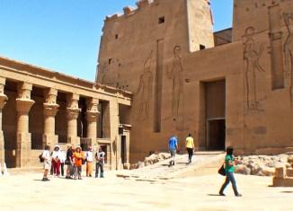 Templo de Philae, Egipto