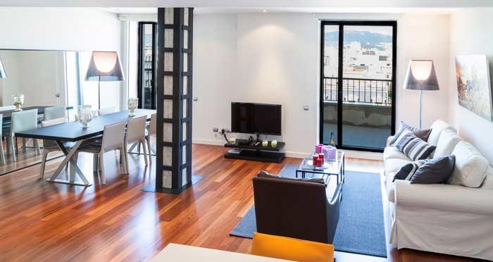Apartamento en Barcelona de Bemate.com