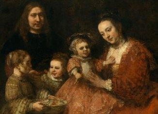 Retrato en familia (Herzog Anton Ulrich-Museum, Braunschweig)