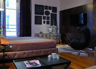 Suite del Hotel Banke, París
