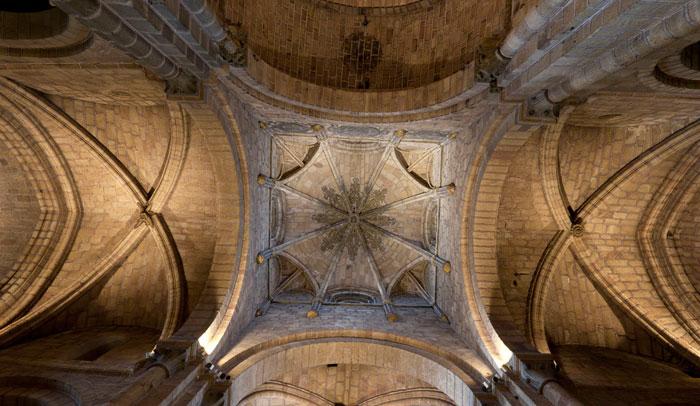 Bóvedas de San Pedro, en Ávila