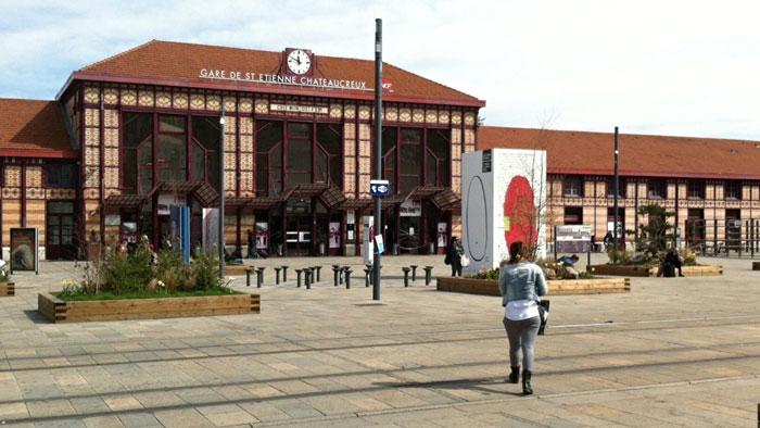 Estación de tren Châteaucreux
