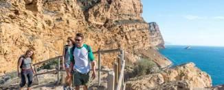 Excursión por Sierra Helada