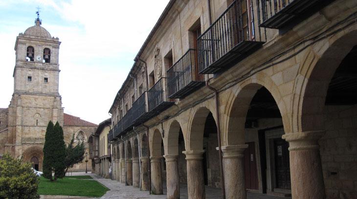 Palacio de los Marqueses y Colegiata de San Miguel