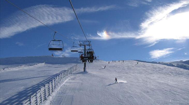 Esquí en La Covatilla