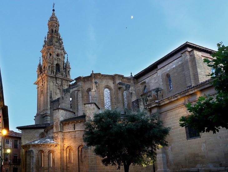 Catedral de Santo Domingo de la Calzada. Foto Daniel Acevedo.