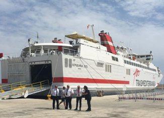 Almudaina Dos, ferry que conectará Gandia con Ibiza