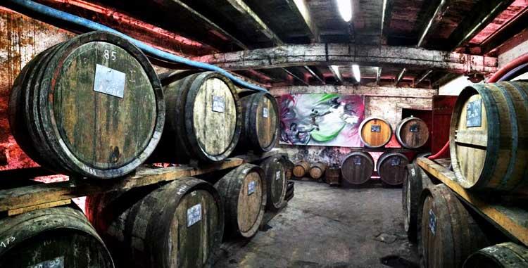Les Frères Moine, una bodega donde el arte y el cognac están ligados