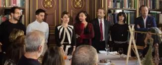 Presentación de la Semana de la Cocina Italiana en el Mundo