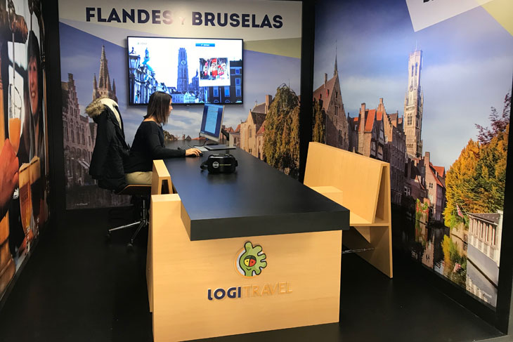 Logitravel Store, Madrid