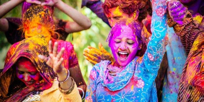 Holi en Madhya Pradesh