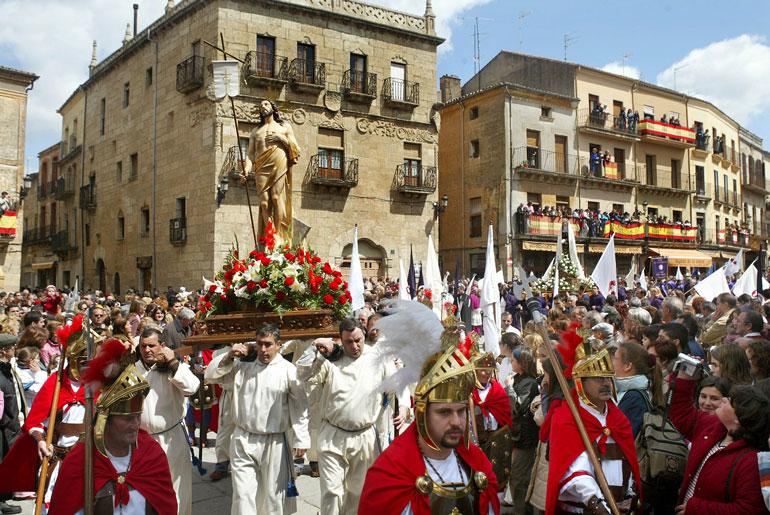 Semana Santa en Ciudad Rodrigo