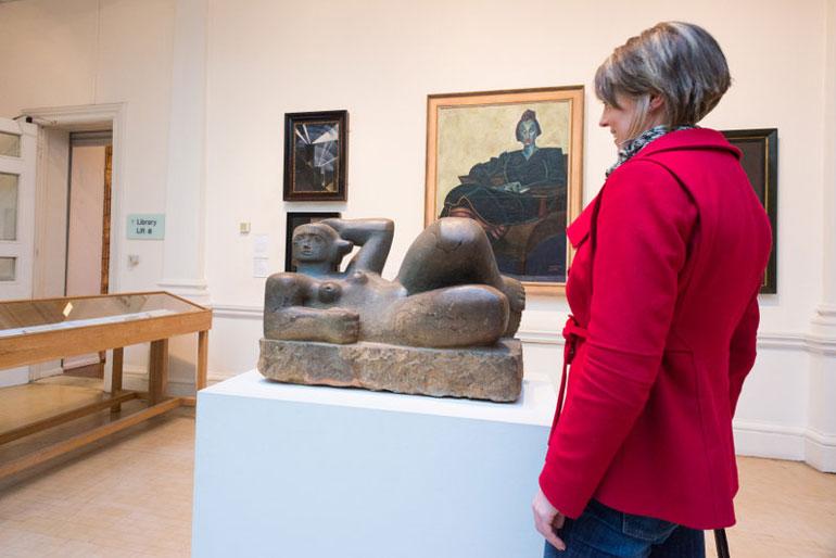 Leeds City Art Gallery VisitEngland/Diana Jarvis