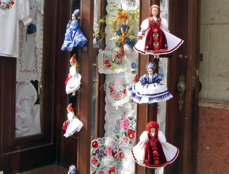 Artesanía popular húngara