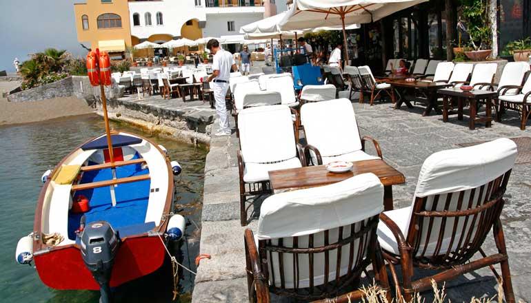 Puerto de Ischia