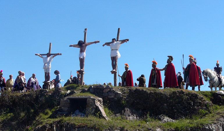 Semana Santa en Serradilla del Arroyo