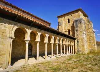Iglesia del Monasterio de San Miguel de Escalada