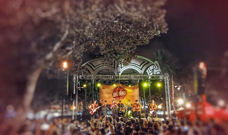 International Big Bang Vintage Festival de Las Palmas de Gran Canaria