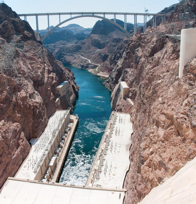 Hoover Dam — September 12, 2014 | Tusen Takk II