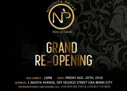 "Club Novonia Unveils ""Novonia Privé – A new luxury nightlife concept in Benin-City"